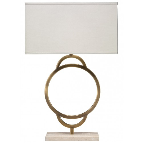 jamie young arc table lamp