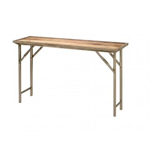 campaign console table