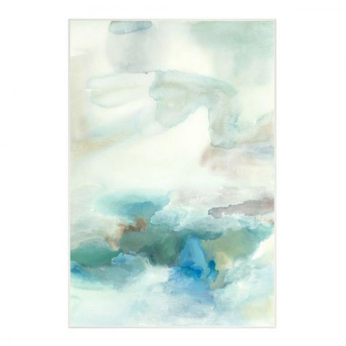 over the clouds giclee