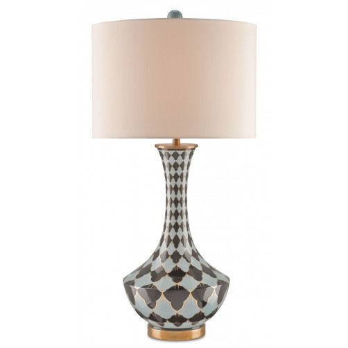 currey & company harlequin table lamp