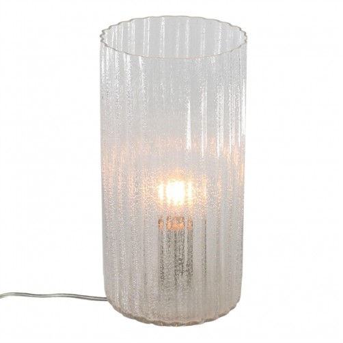 homart stina glass table light
