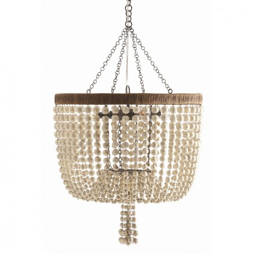 arteriors viola ivory chandelier