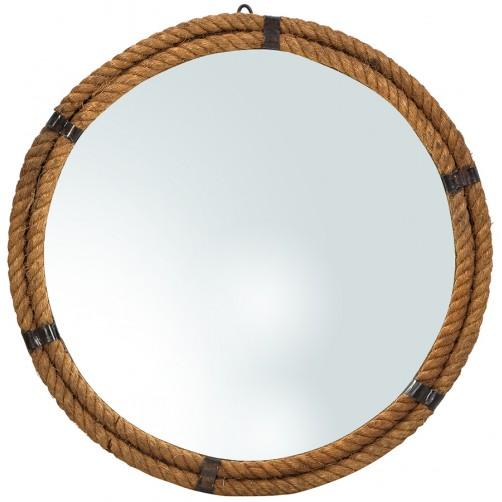 coir rope mirror