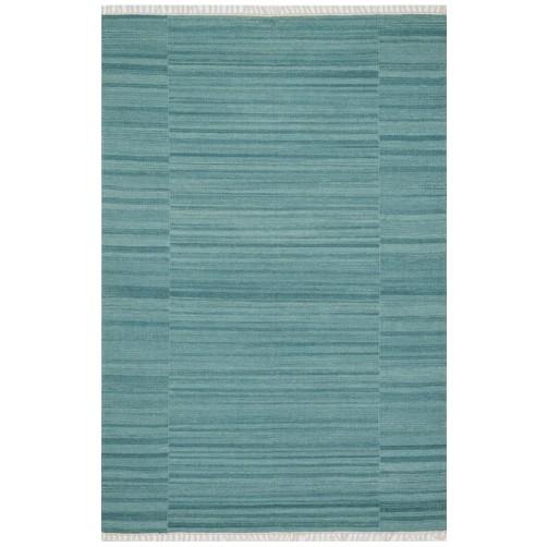anzio collection aqua rug