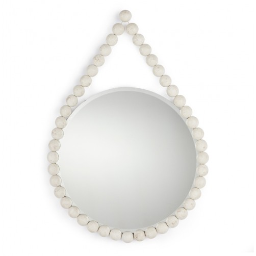 string of pearls mirror