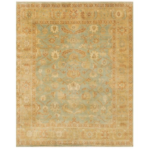 bogart collection sea & gold rug