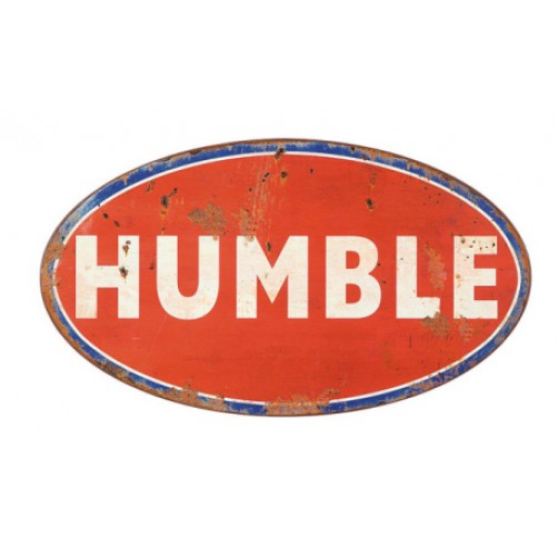 humble wall plaque