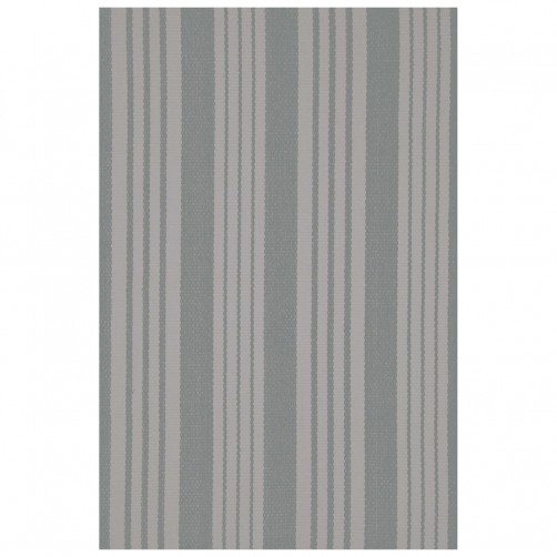 dash & albert birmingham grey woven cotton rug