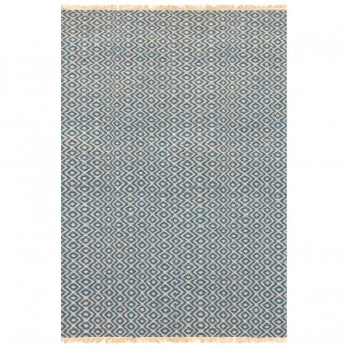 dash & albert mosi indigo indoor/outdoor rug