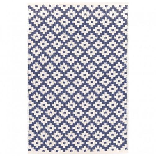 dash & albert samode denim indoor/outdoor rug