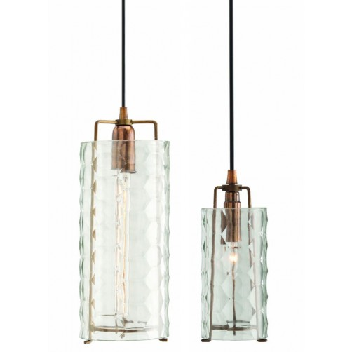 laura kirar for arteriors ice pendant lights