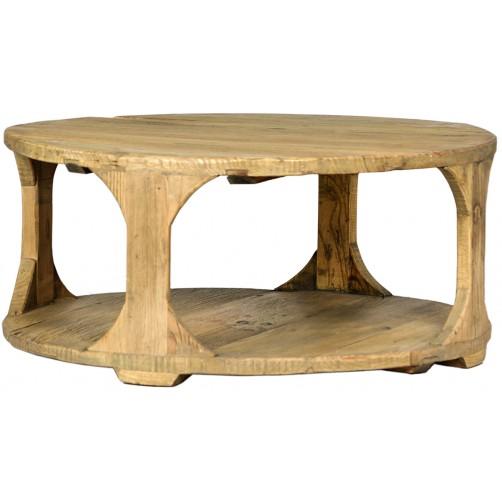 """boston 36"""" round coffee table"""