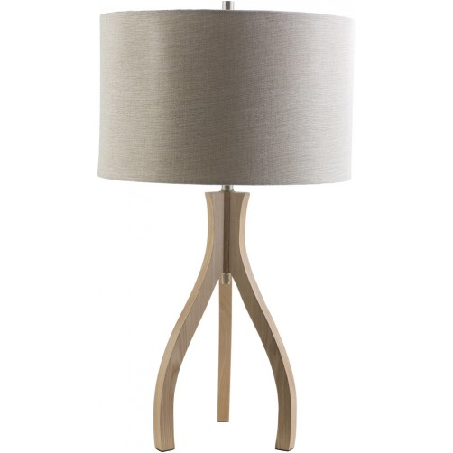 surya duxbury beige table lamp