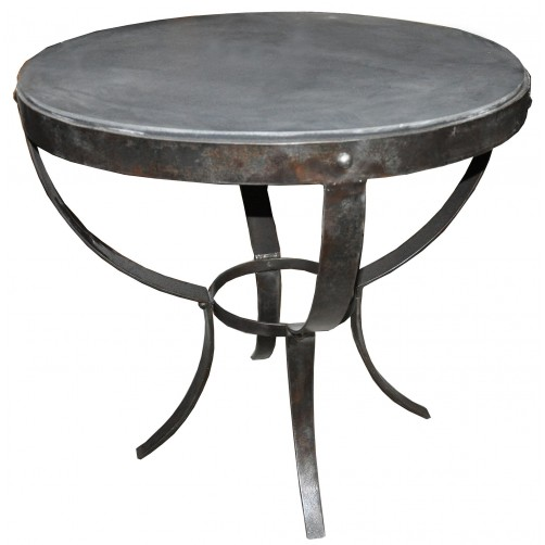 noir byron side table