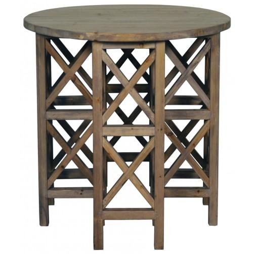 noir zimmerman side table
