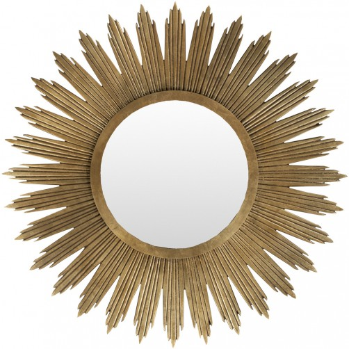 surya sunburst mirror