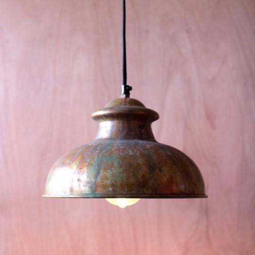antique rustic pendant