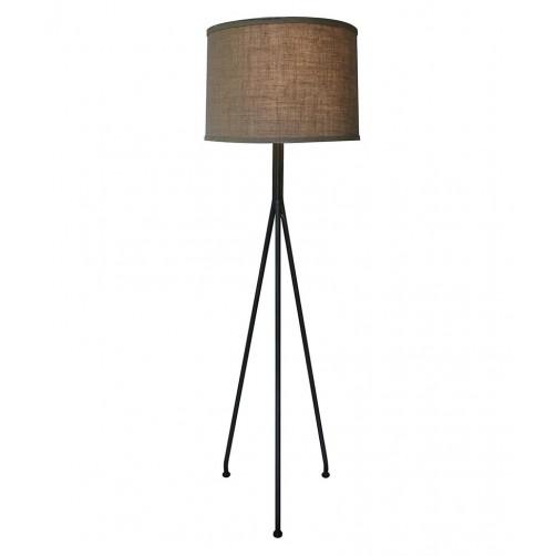 noir tripod floor lamp