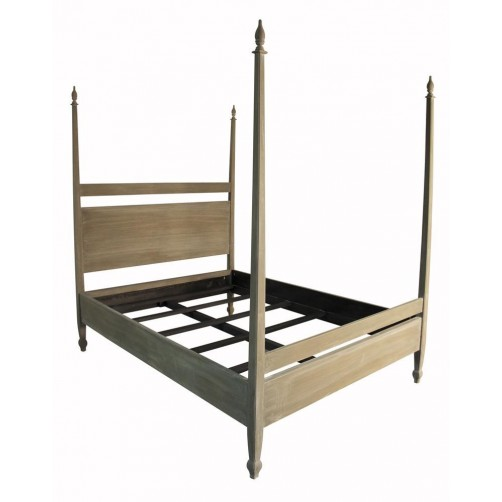 noir venice bed weathered