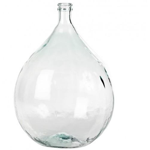 large olive bottle