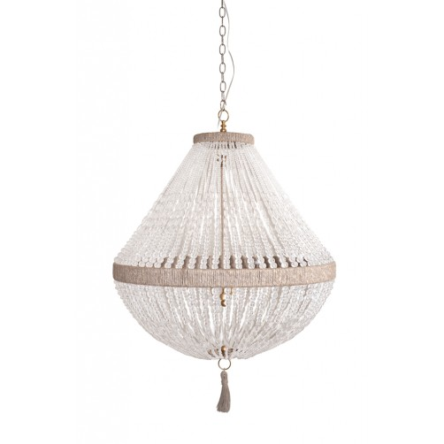 ro sham beaux orbit chandelier
