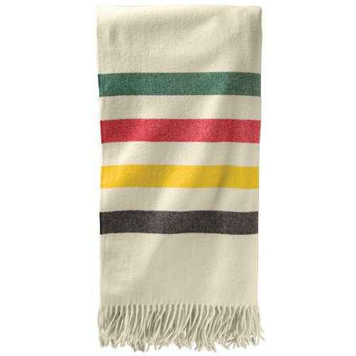 pendleton glacier park 5th avenue throw