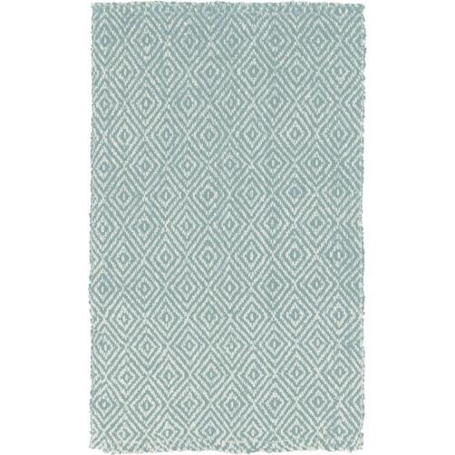 surya reeds area rug, diamond slate blue