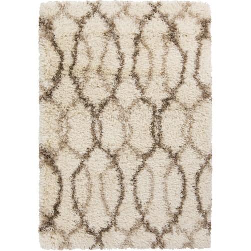 surya rhapsody area rug, ivory, tan and mocha