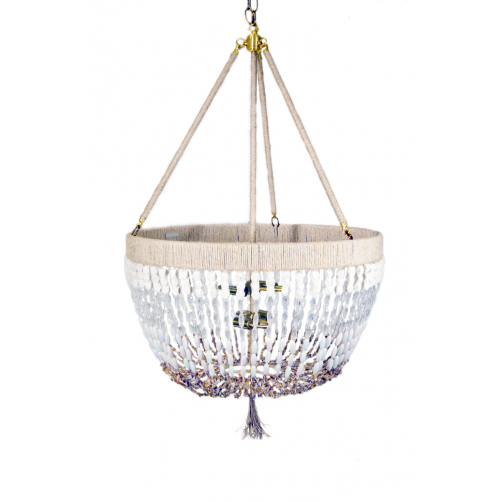 ro sham beaux stoney chandelier