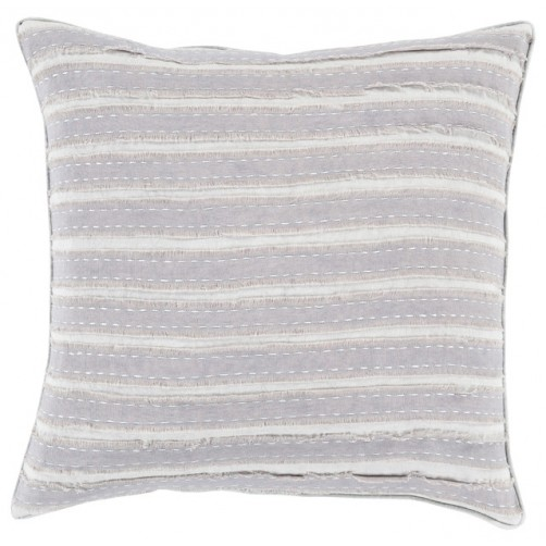 surya willow grey pillow