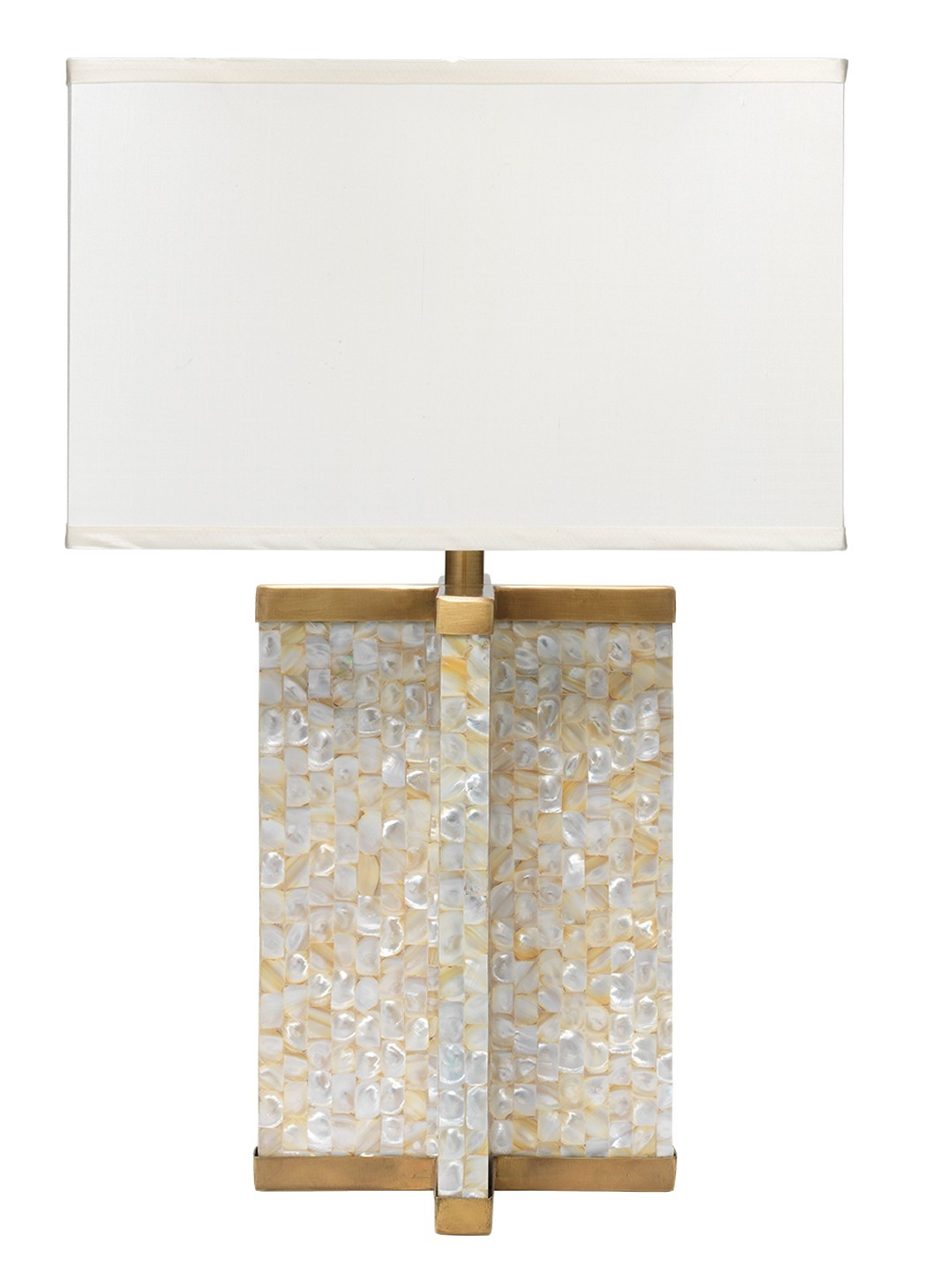 jamie young axis table lamp w medium rectangle shade tuvalu