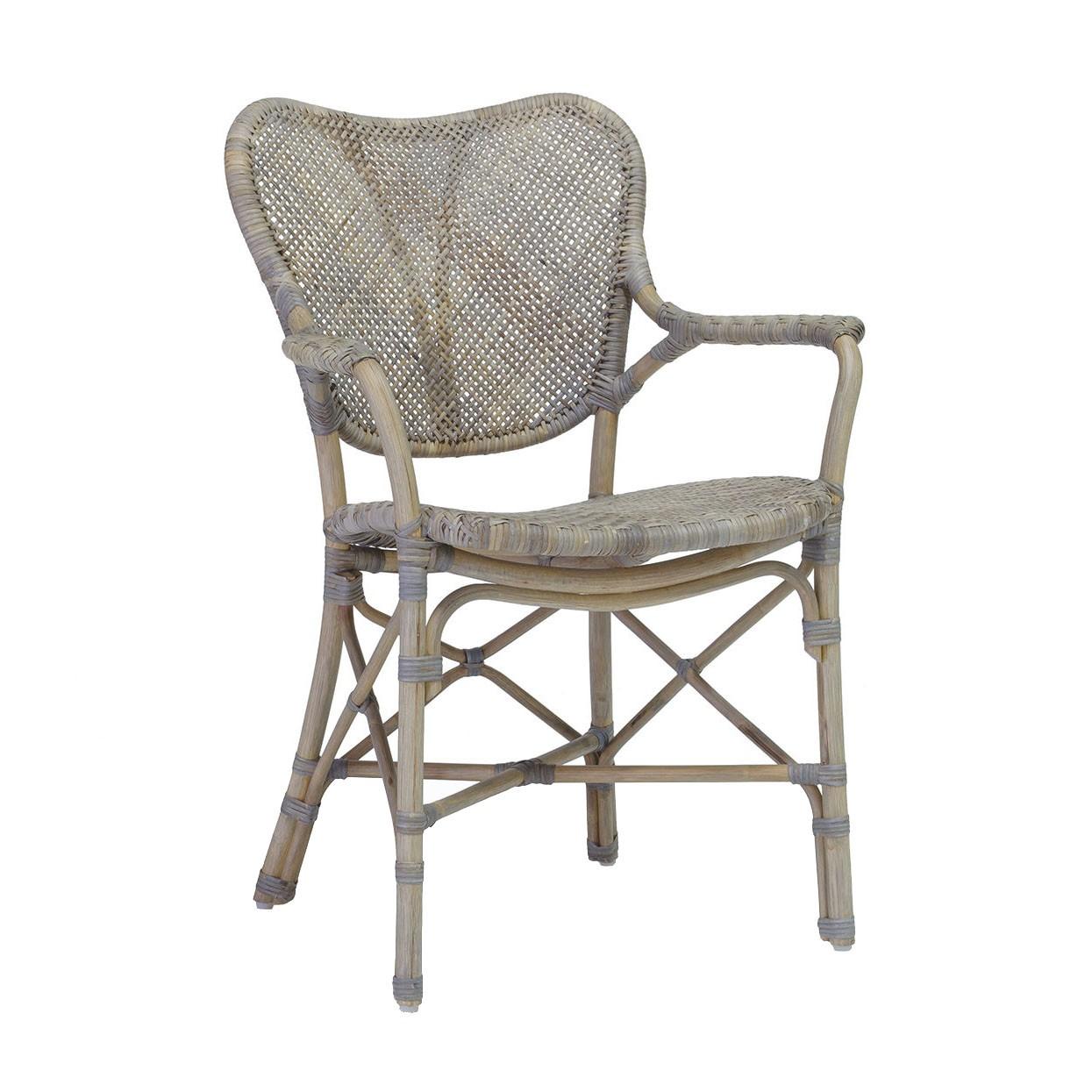 palecek jordan arm chair grey  sc 1 st  Tuvalu Home & Palecek Jordan Arm Chair Grey - Tuvalu Coastal Home Furnishings