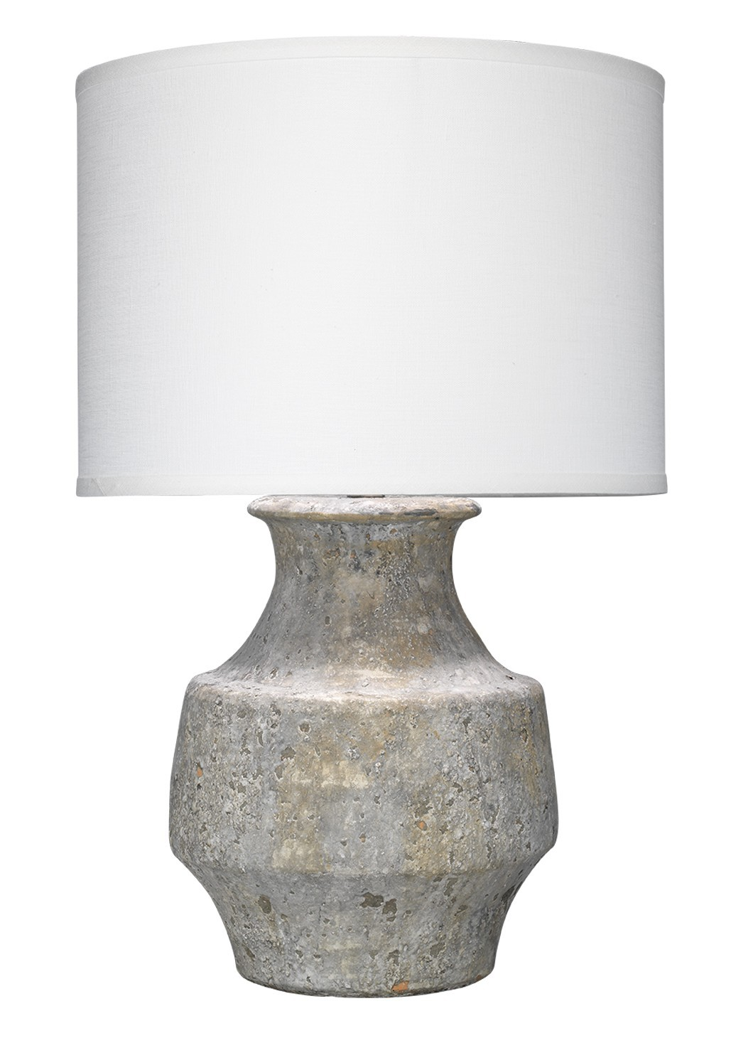 Jamie young masonry table lamp w classic drum shade tuvalu jamie young masonry table lamp w classic drum shade mozeypictures Image collections