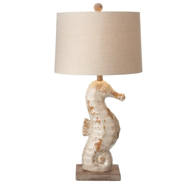 High Quality Seahorse Table Lamp