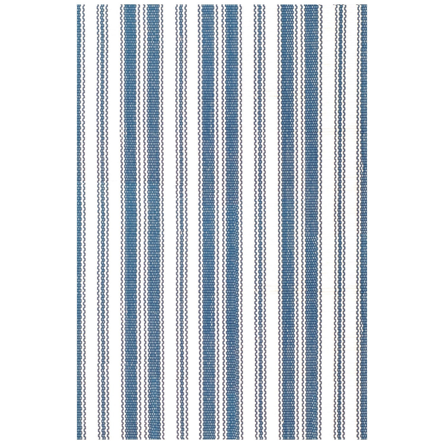 Lighthouse Denim Stripe Rug Tuvalu Coastal Home Furnishings