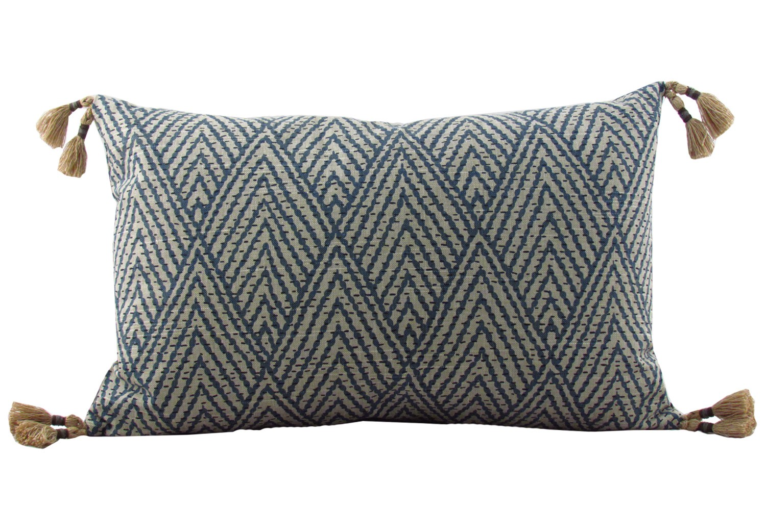 wishbone oyster home linen pillow design lumbar