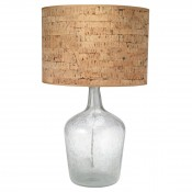 jamie young medium plum jar table lamp w/ classic drum shade