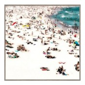 summer crowds giclee