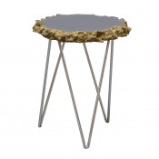 palecek lava side table