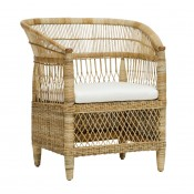 palecek malawi chair