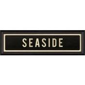 """seaside"" street sign"
