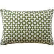 betwixt grass bolster pillow
