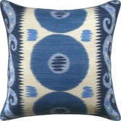 emir indigo pillow