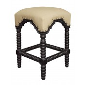 noir abacus counter stool