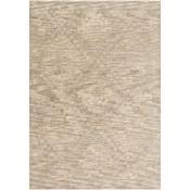 izmir collection natural polypropylene rug