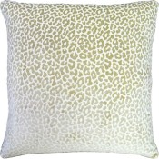 madeleine verdigris pillow
