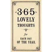 365 calendar pad