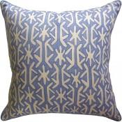 rinca blue pillow