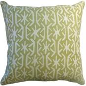 rinca green pillow