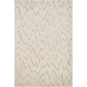 tanzania/hemingway collection ivory rug